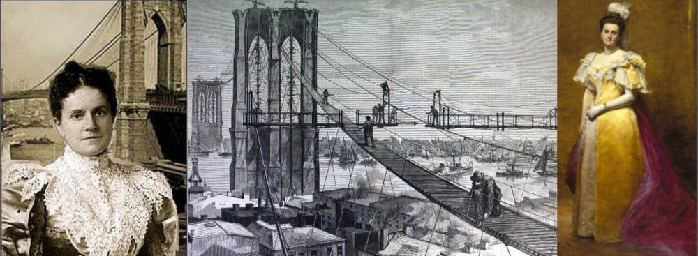 Bridge Builder in Petticoats: Emily Warren Roebling